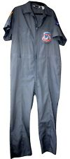 CAF Confederate AIR FORCE GHOST SQUADRON Pilot Flight Coveralls for WW2 Planes