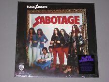 BLACK SABBATH  Sabotage 180g LP gatefold New Sealed Vinyl
