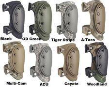 More details for alta tactical altaflex knee pads mc a-tacs od black coyote tan 50413 flooring