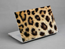 "15.6""  Laptop Notebook Sticker Cover Decal viny Leopard Sony Dell HP Acer Asus"