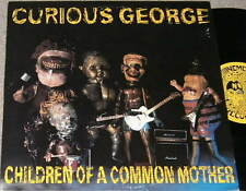 CURIOUS GEORGE Children of a Common Mother LP RARE INDIE PUNK DOA