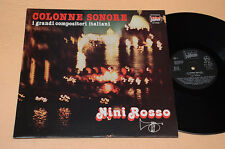 NINI ROSSO LP 1°ST ORIG ITALY 1978 NM ! COLONNE SONORE-AUDIOFILI NEAR MINT !!!!!