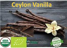 Vanilla Bean whole High Premium Pure Quality Grade A organic Natural Herbs Spice