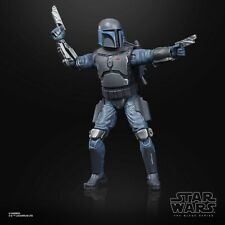 6 Inch Mandalorian Loyalist Figure Star Wars Black Series Collection TBS ..LOOSE