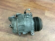 Bmw X1 E84 2011 2.0 18d SE xDrive A/C air con compressor pump 64526987862