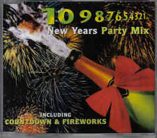 New Years Party Mix-cd maxi single