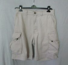 Men's POLO by RALPH LAUREN cotton cargo combat shorts size 31 GREAT cond COOL
