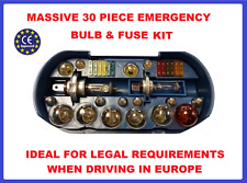 Spare Bulb Fuse Kit-Headlamp,Indicator,Tail Light,Travel Europe Audi Q3
