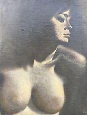 Atto femminile-Female Nude-illeggibili firmato-qualità TOP-Amburgo?