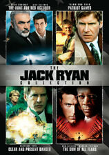The Jack Ryan Collection (4 Movies) (DVD,2009)