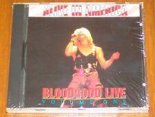 BLOODGOOD - ALIVE IN AMERICA - LIVE VOL 1 - CHRISTIAN METAL - INTENSE 1990 SS CD