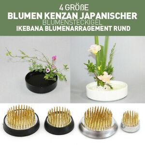 Kenzan rund 150 mm Japanischer Blumensteckigel für Ikebana IZK-113