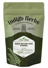 White Willow Bark Powder - 100g - (Quality Assured) Indigo Herbs