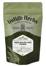 White Willow Bark Powder - 100g - (Quality Assured) Indigo Herbs