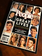 People Magazine- Great Lives