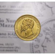 20 Lire 1859 P Genova (Sardegna - Vittorio Emanuele II) qFDC/FDC LOT1400