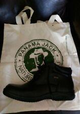 PANAMA JACK botas talla 7 Para Hombre Cuero Negro (41)