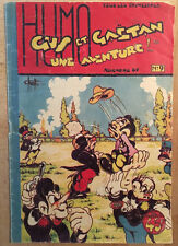 GUS ET GAETAN (Chott) - Numéro 9 - Novembre 1949 - Bon Etat