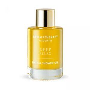 Aromatherapy Associates Deep Relax Bath F Shower Oil 9ml
