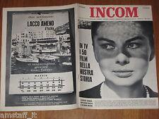 INCOM 1964/17=SORAYA=LAURA EFRIKIAN=GIORGIO MOSER=BLASETTI=FREDRIC MARCH=