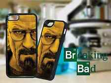 Hard case BREAKING BAD Series TV iphone 5 5S HEISENBERG Walter WHITE Face