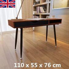 vidaXL Brown Workstation Computer Desk Laptop Table - 20086