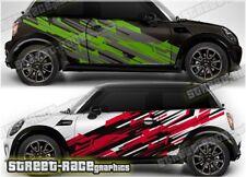 Mini Rally 003 racing motorsport graphics stickers decals vinyl