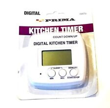 Prima Countdown Timer Household/Commercial Catering Kitchen Restaurant