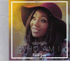 Pearl Joan (Jozefzoon)-Who Am I Promo cd single