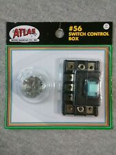 Atlas HO Scale Switch Control Box #56 ~ TS