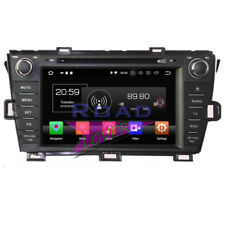 Android 9.0 Octa Core Car DVD Player For Toyota Prius 2009-2013 GPS Navigation