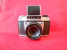 EXA 1b Objektiv Domiplan DDR 2,8/50  Spiegelreflexkamera Kamera