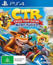 Crash Team Racing Nitro-Fueled with Pre-Order Bonus DLC PS4 Game NEW PREORDER 21