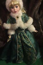 Porcelain Avon Christmas 🎄 Doll