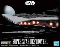 Bandai 5057711 Star Wars Super Star Destroyer Scale Plastic Model Kit