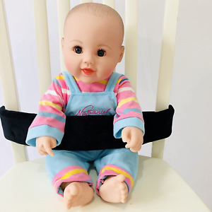 Universal Baby Chair Strap for Seating Infant&Toddler's Highchair Harness (Black