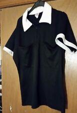 Empire Sporting Goods soccer/Field Hockey Referee Jersey Size XL SS NWOT Black