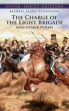 The Charge of the Light Brigade and Other Poems (Dover Thrift Editions),Alfred