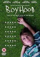 BOYHOOD     NEW SEALED GENUINE UK DVD