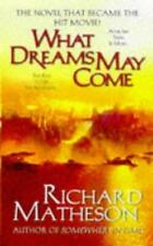 What Dreams May Come Mass Market Paperbound Richard Matheson