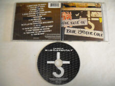 BLUE OYSTER CULT  The Best Of  CD