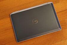 Dell Latitude E6430 i7-3740QM✔2.7~3.7GHz✔Nvidia 5200M✔1600x900✔8GB✔500GB✔Webcam