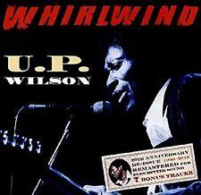 U.P. Wilson - Whirlwind [New CD] Bonus Tracks, Anniversary Edition, Reissue
