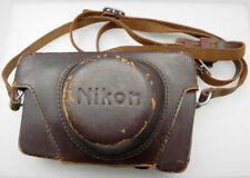 Nikon Rangefinder RF S2 2nd version case  #4