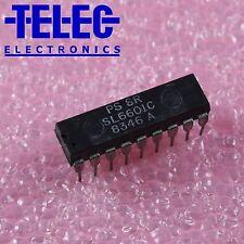 1 PC. SL6601C Plessey FM IF PLL Detector Mixer SL6601