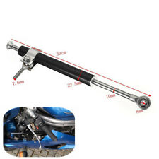 1PC Universal Motorcycle 330mm Aluminum Steering Damper Rod 30mm Fork Clamp Well