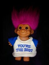 "Russ 5"" troll. Wording on clothes ""you're the best."
