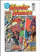 Wonder Woman #282 August 1981 Joker cover The Demon The Huntress