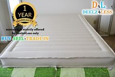 Used Select Comfort Sleep Number Queen Size Air Bed Chamber For 1 Hose Bed Pump