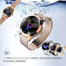 KW10 Women Men Smart Watch Waterproof Bluetooth Heart Rate Monitor Wrist Band